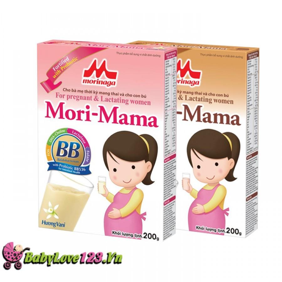 Sữa bầu Mori-Mama 200g