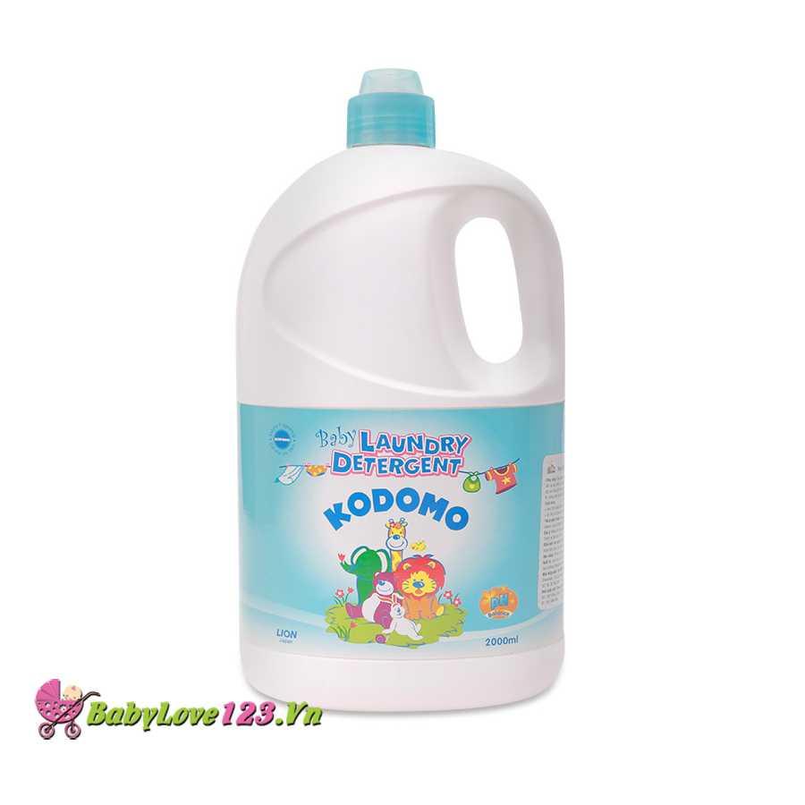 Chai giặt tẩy Kodomo 2000ml