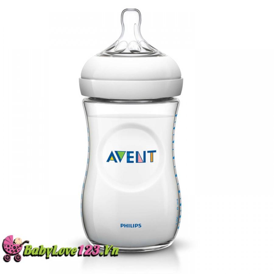 Bình sữa Philip Avent SCF693.23 260ml (bình lẻ không hộp)