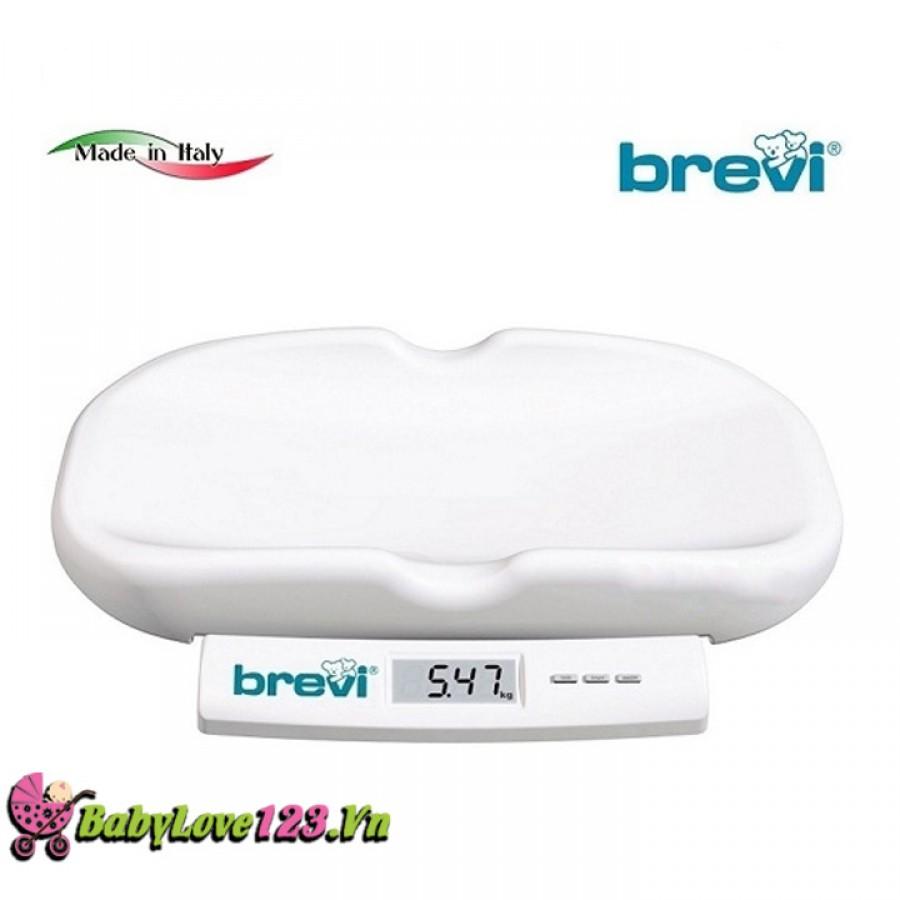 Cân điện tử trẻ em Brevi Primichili Bre344