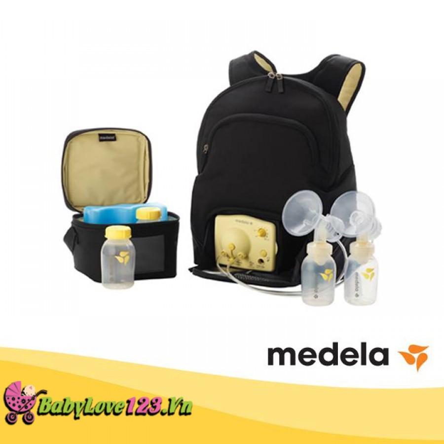 Máy hút sữa điện đôi Medela Pump In Style Advanced ba lô