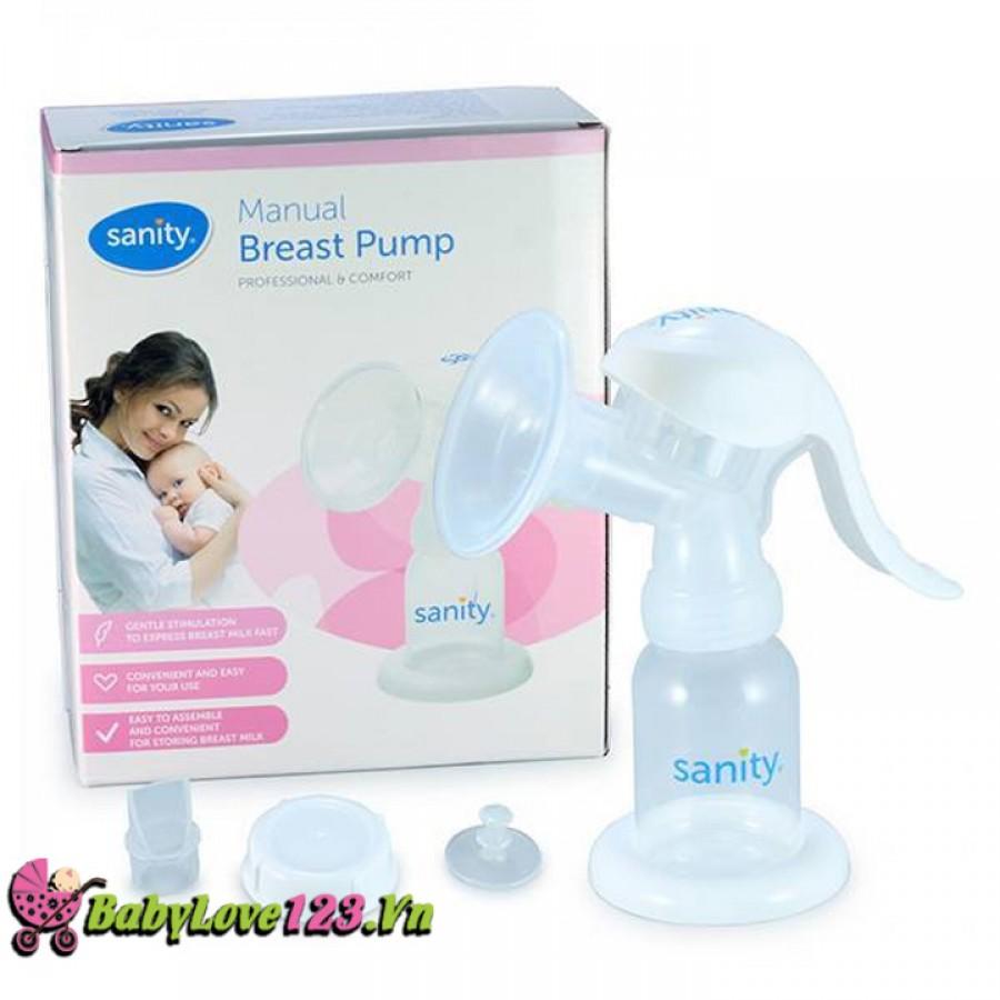 Máy hút sữa bằng tay Sanity
