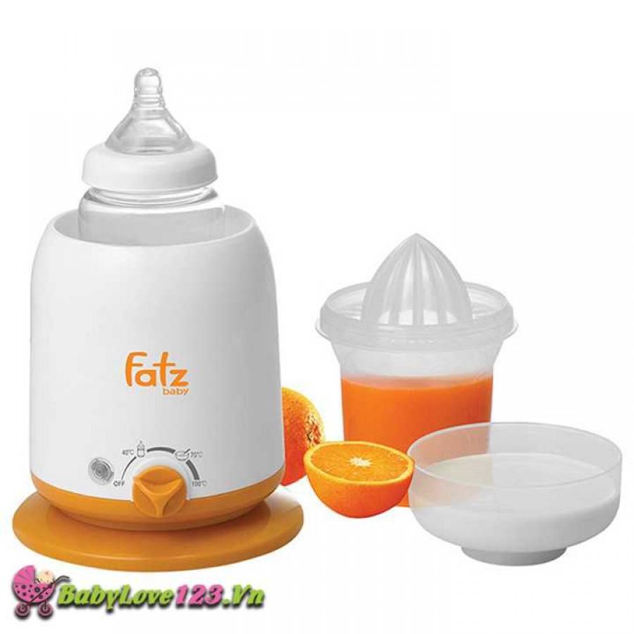 Máy hâm sữa 3 chức năng Fatzbaby FB3002SL