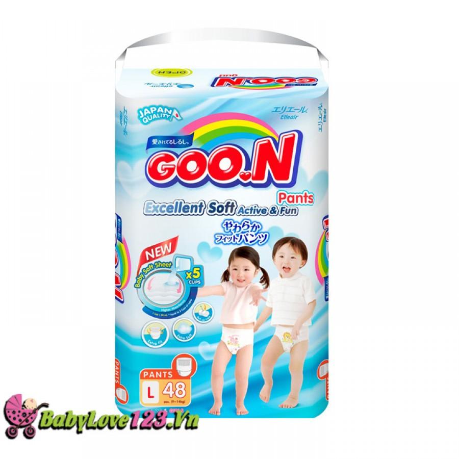 Tã quần Goon Renew Slim L48