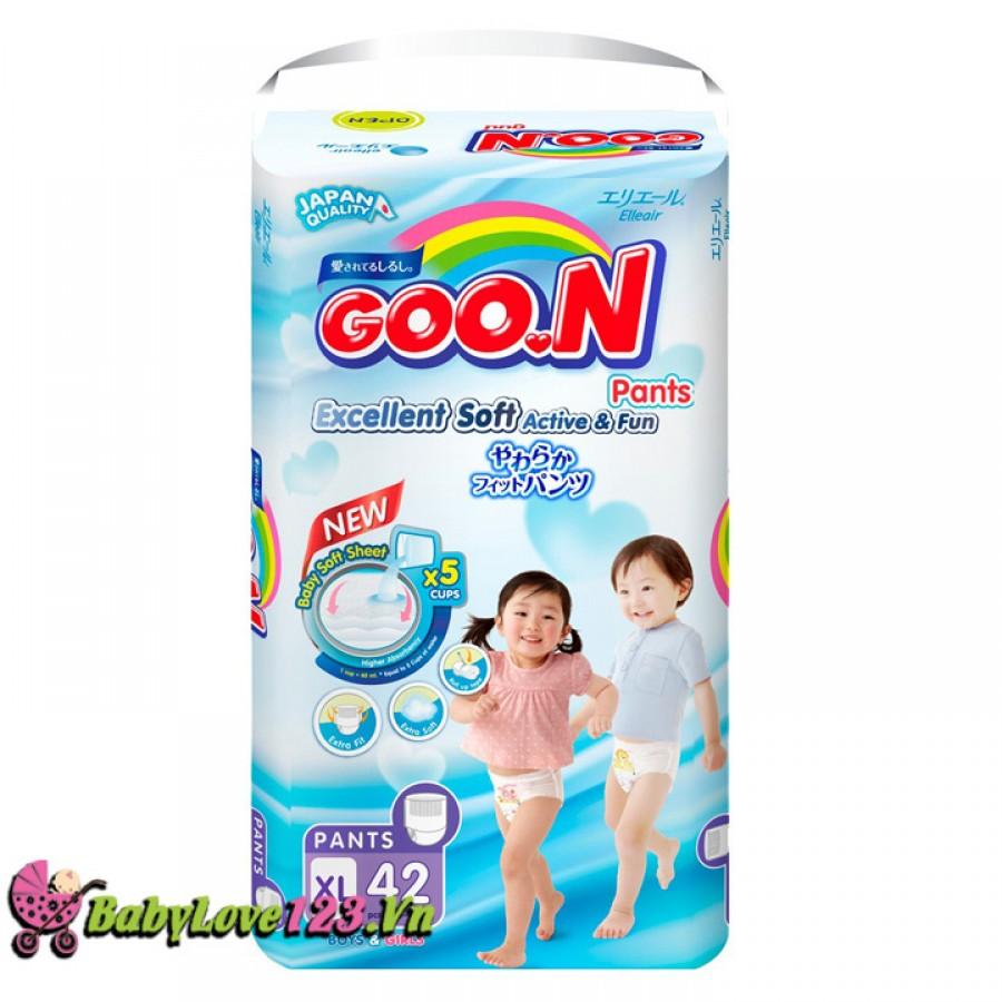 Tã quần Goon PREMIUMN XL42